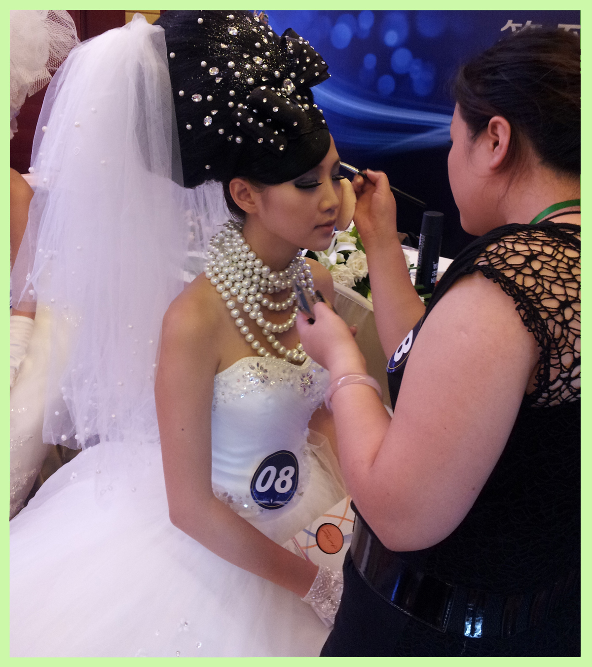 化妆职业大赛