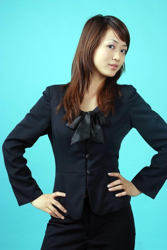 老师形象照 - 东莞市长安精英美容美发职业培训学校